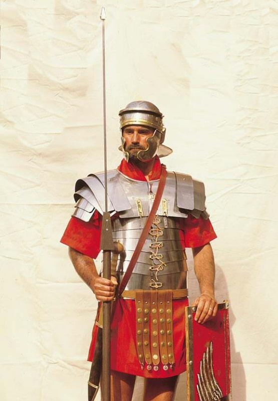 Roomalaisen Pilumin kärki