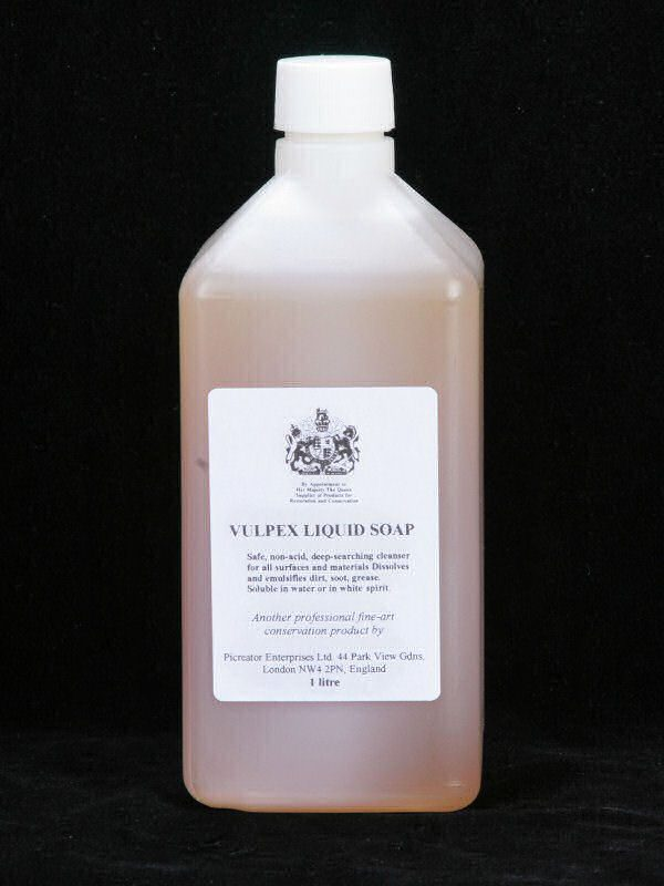 Vulpex nestemäinen saippua