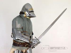 Churburg taisteluhansikkaat