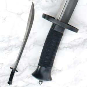 Gongfu Broadsword