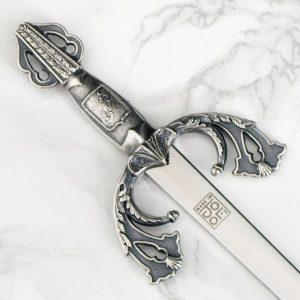 """El Cidin """"Tizona"""" –kirjeenavaaja"""