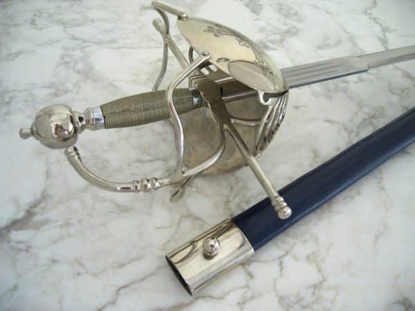 Muskettisoturin pistomiekka