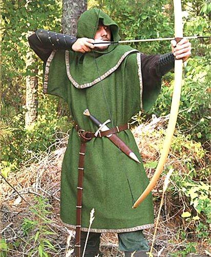 Lordi Huntingdonin vihreä päällystunika