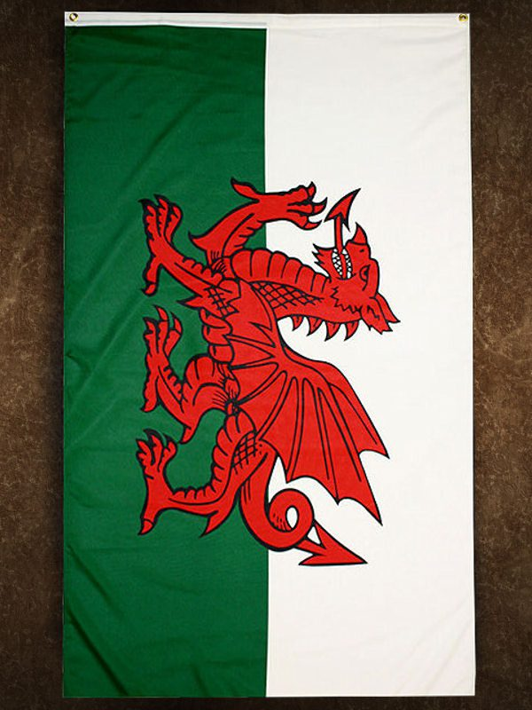 Walesin lippu