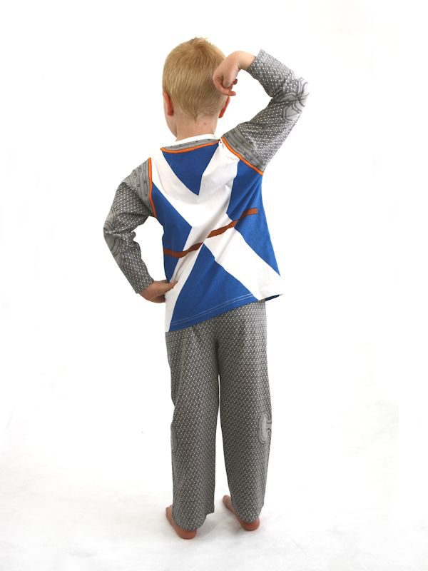 Skotlannin ritari -asu/pyjama