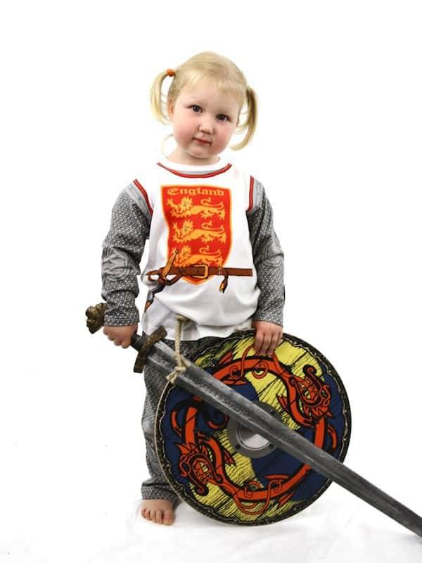 Lasten viikinkikilpi