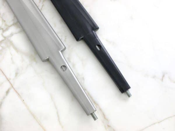 Terä synteettiseen yhden käden miekkaan