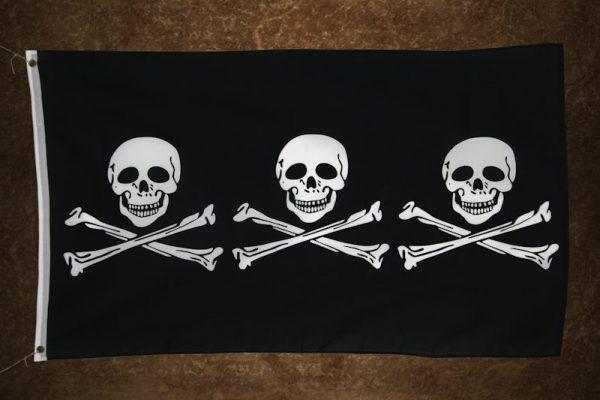 Christopher Condentin merirosvolippu