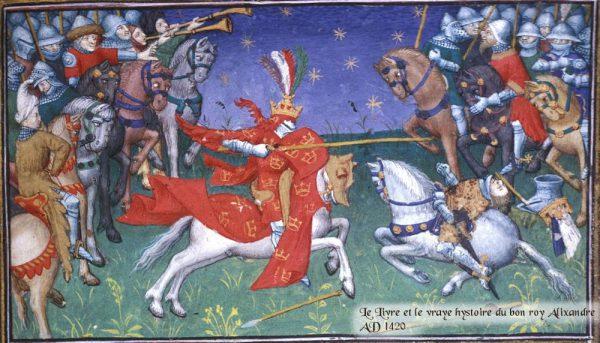 Nivelletty Bevor 1450-1550