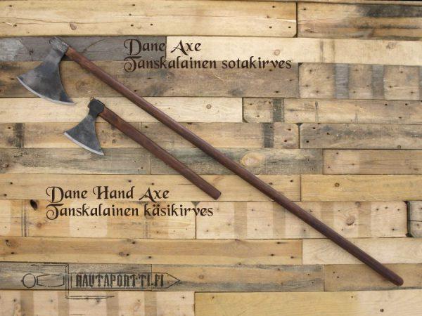 Tanskalainen käsikirves - tylppä