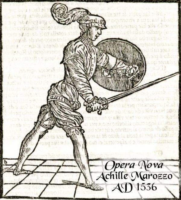 Side Sword –miekka –tylppä