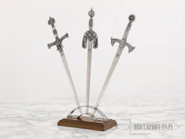 Boabdilin miekka -kirjeenavaaja