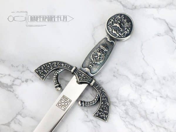 Suuren Kapteenin miekka –kirjeenavaaja