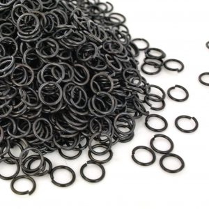 Blackened Loose Rings